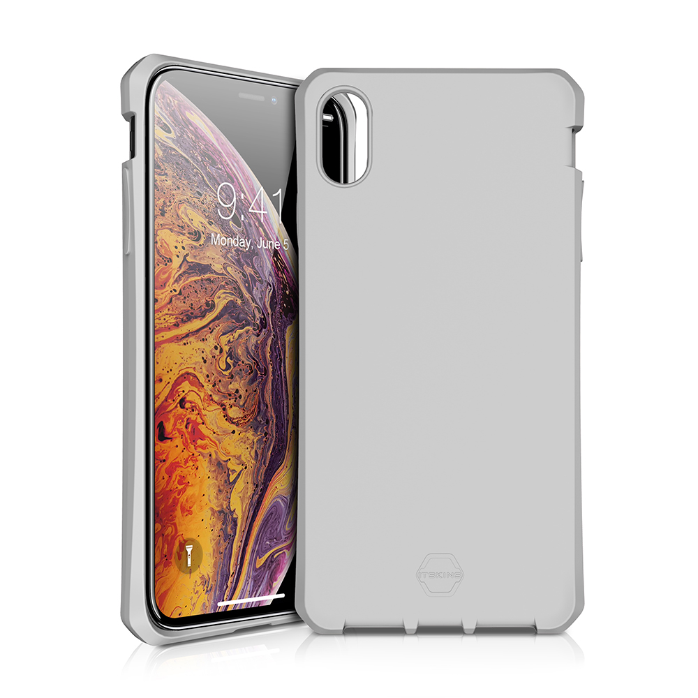 ITSKINS SPECTRUMSOLID Case for iPhone X, XS & XS Max