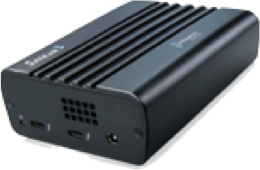 Promise SANLink3 Thunderbolt 3 to 16Gbit/s Fibre Channel Adapter