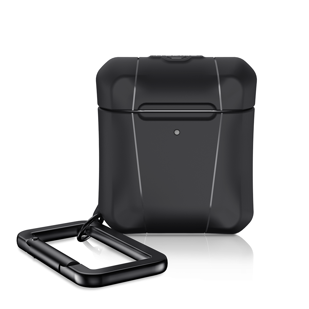 ITSKINS Spectrum Solid Case for Apple AirPods 1 & 2