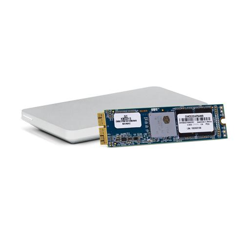 OWC 480 GB SSD Aura Pro X with Envoy Pro Enclosure for Mac Pro
