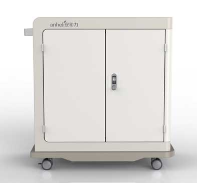 Howhaty 32 Laptop Charging Cabinet
