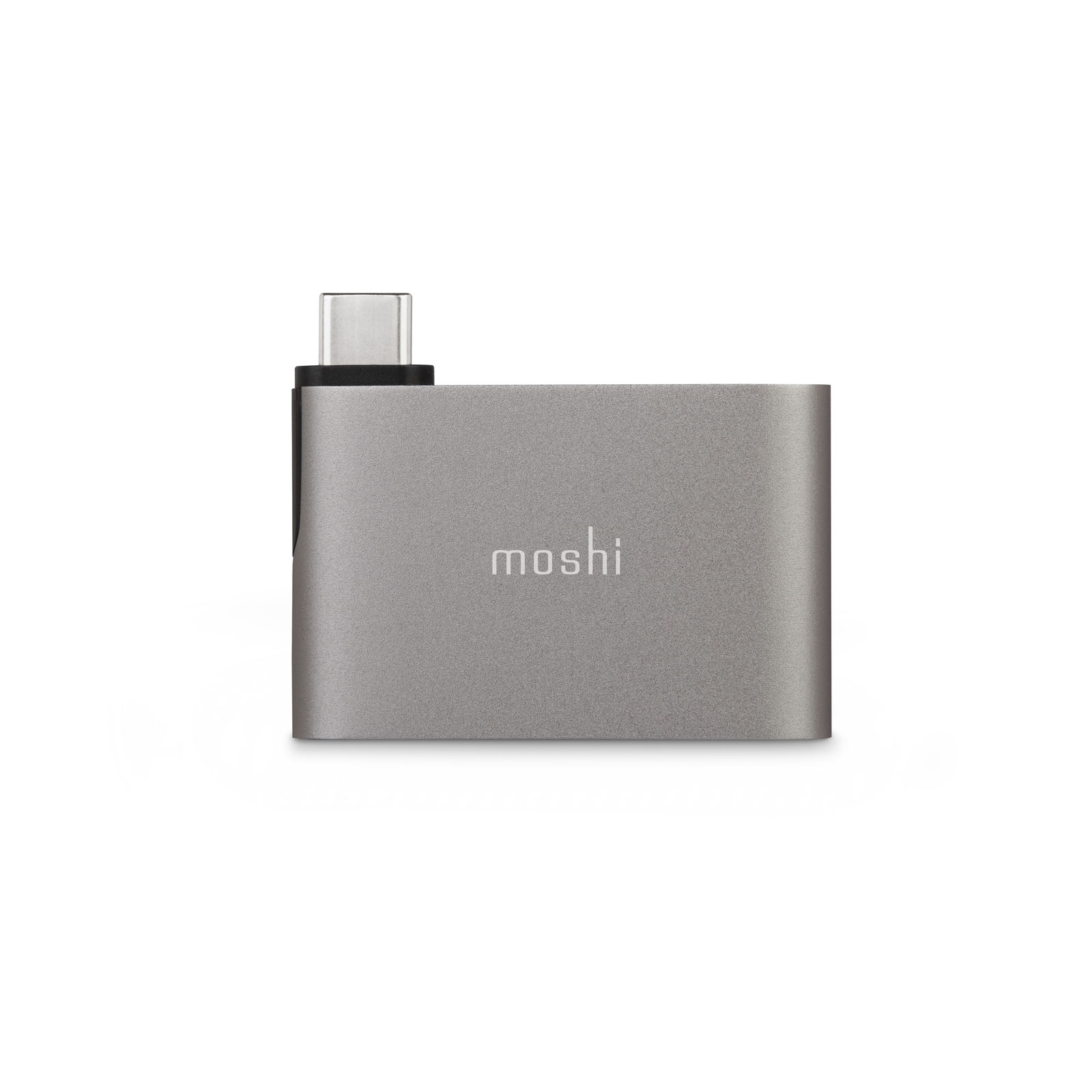 Moshi USB-C to Dual USB-A Adapter