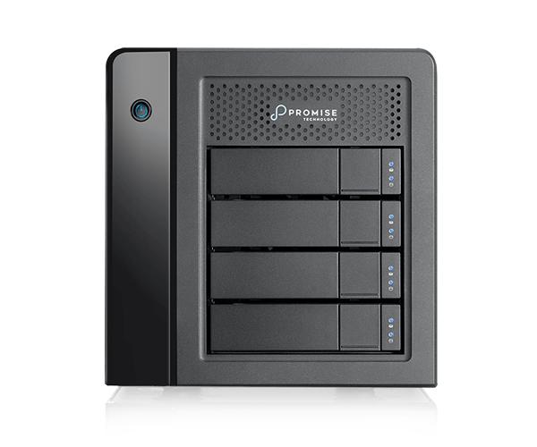 Promise Pegasus3 R4 12TB RAID System