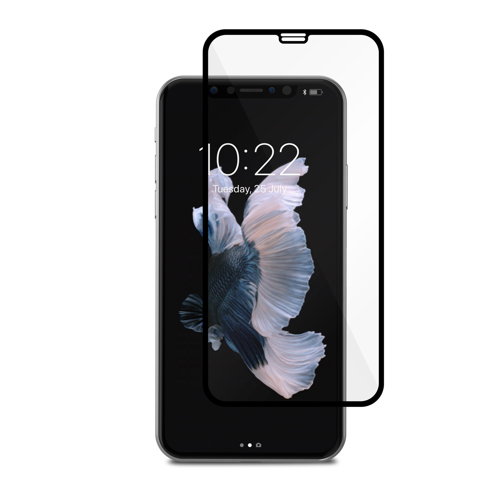 Moshi IonGlass Screen Protector for iPhone XS/X