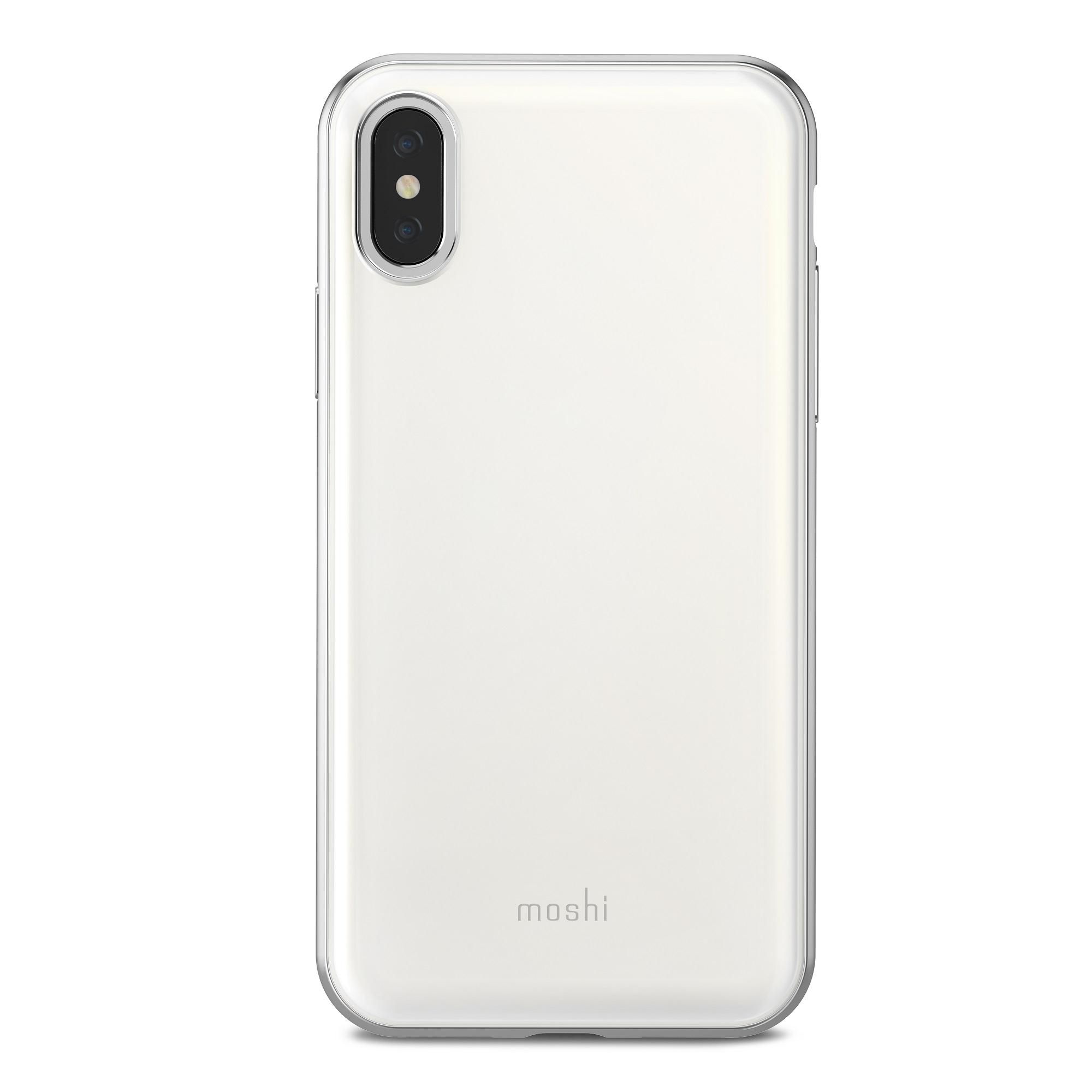 Moshi iGlaze Case for iPhone Xs/X