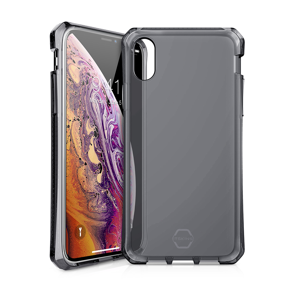 ITSKINS SPECTRUMCLEAR Case for iPhone XR, XS/X & XS Max
